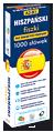 Hiszpa�ski fiszki 1000 s��wek dla znaj�cych podstawy +CD