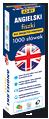 Angielski fiszki 1000 s��wek dla znaj�cych podstawy +CD