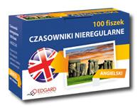 Angielski 100 Fiszek Czasowniki Nieregularne