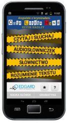 Angielski z krymina�em Cold Little Hand - aplikacja mobilna