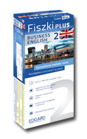 Angielski Fiszki PLUS Business English 2