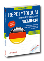 NIEMIECKI Repetytorium leksykalno-tematyczne dla znaj�cych podstawy i �rednio zaawansowanych
