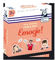 Karty obrazkowe Poznaj� �wiat Emocje!