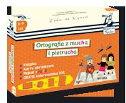 Kapitan Nauka Pakiet Ortografia z much� i pietruch�  (6-9 lat)