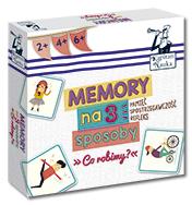Kapitan Nauka Memory na 3 sposoby Co robimy?