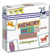 Kapitan Nauka Memory na 3 sposoby Zwierzyniec