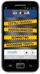 Angielski z krymina�em A Strange Pair - aplikacja mobilna