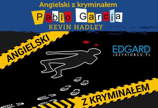 Angielski z kryminałem Pablo García - aplikacja mobilna - nauka języka angielskiego