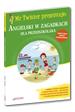 Mr Twister prezentuje Angielski w zagadkach dla przedszkolaka