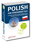 Polski dla cudzoziemc�w Pakiet Polish for Foreigners Pack