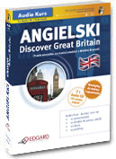 Angielski Discover Great Britain