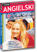 Angielski  At once!