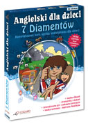 Angielski dla dzieci 7 diament�w wersja 3.0 (od 7 lat)