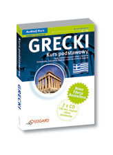 Grecki Kurs podstawowy - Nowa Edycja