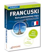 Francuski Kurs podstawowy mp3 - Nowa Edycja