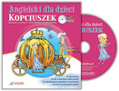 Angielski dla dzieci Kopciuszek, Cinderella (od 6 lat)