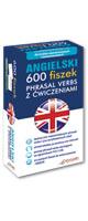 Angielski 600 fiszek Phrasal Verbs z �wiczeniami