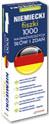 Niemiecki fiszki 1000 najwa�niejszych s��w i zda� dla pocz�tkuj�cych