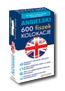 Angielski 600 fiszek Kolokacje