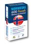 Norweski 600 fiszek Trening od podstaw +CD